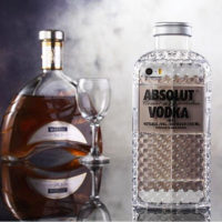 Beige-New-Style-Luxury-absolute-Vodka-alcohol-Wine-Bottle-Hyper-II-Lecithin-Transparent-Clear-cover-TPU-Phone