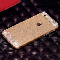 Glitter-powder-rhinestone-bling-luxury-diamond-clear-crystal-back-cover-Sparkle-phone-case-for-iPhone-5