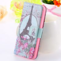 Gray-1pcs-lot-Retail-Top-Quality-Colorful-Printed-Matte-Leather-Case-For-Apple-iPhone-5-5S-5G