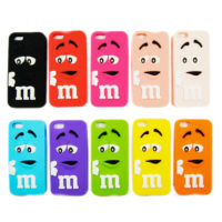 Hot-item-Lovely-M-M-Chocolate-Case-Colorful-Back-Defender-Rainbow-Beans-Cover-for-iPhone-4 (1)