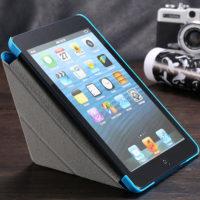 Luxury-Cross-Pattern-Magnetic-Flip-Leather-Case-For-iPad-Mini-1-2-Retina-3-Smart-Sleep