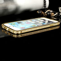 Luxury-Crystal-Rhinestone-Diamond-Bling-Bumper-Case-Cover-Metal-Phone-Frame-for-iphone-6-PT4087