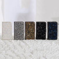 New-Fashion-luxury-Rhinestone-PU-leather-Wallet-Flip-Pouch-Stand-case-cover-for-iPhone-6-PT6015