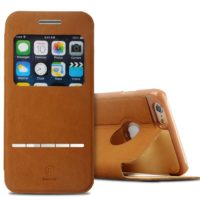 Original-BASEUS-View-Windows-Leather-Case-for-iphone-6-4-7-Ultra-Thin-Smart-Slide-To (1)