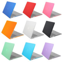 Hot-Fosted-Matte-Cover-Shell-Case-For-Macbook-Laptop-New-Retina-12-Air-11-13-Pro
